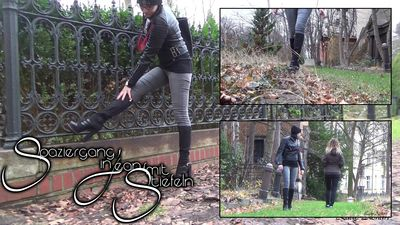 93075 - Walk In Jeans And Boots