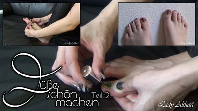 94213 - Beautify My Feet 2