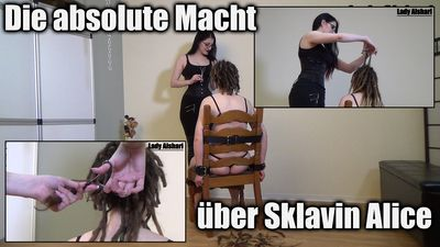 95600 - The absolute power over slavegirl Alice