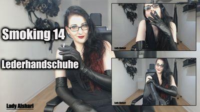95639 - Smoking 14 - Leathergloves