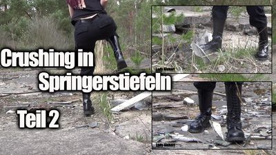 95644 - Crushing With Jumping Boots ? Part 2