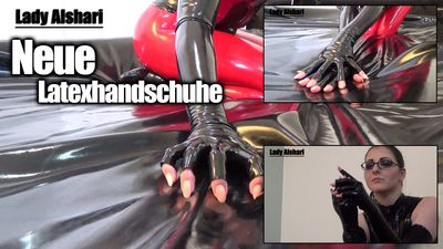 96070 - New Latex Gloves