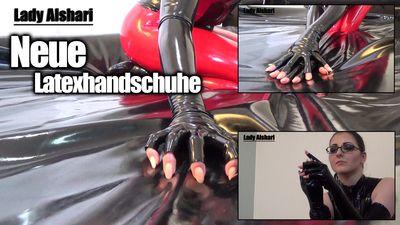 96070 - New Latex Gloves