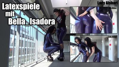 96831 - Latex Games With Bella Isadora