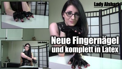 97687 - New Nails and completely in Latex
