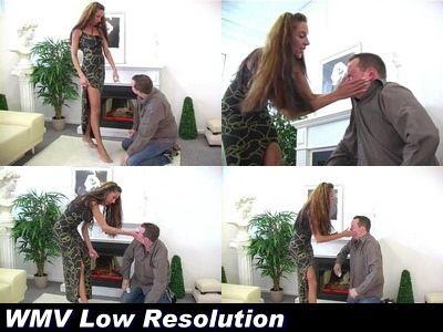 36394 - Shoe Cleaning - Mistress Vivien B