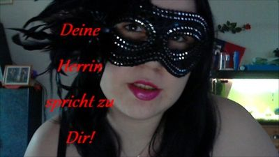 72418 - Your mistress speaks to you!