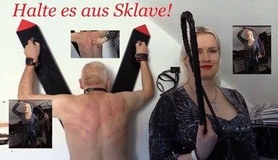 118559 - Hold it out slave!! 45 min of pleasure part4