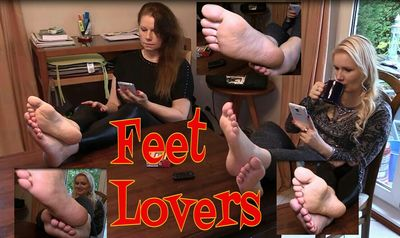 118667 - Feet lovers