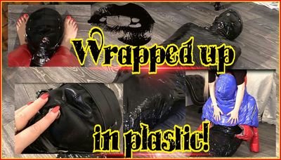 118670 - Wrapped up in plastic