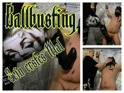 118672 - Ballbusting - His very first time