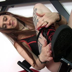 109386 - Chucks - take a look and lick them :)