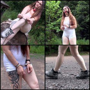 109401 - A walk in the woods in cuffs