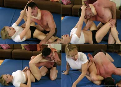 61368 - MMA & WRESTLING MOVES by ROBIN ! - CLIP 02