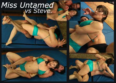 81378 - MISS UNTAMED VS STEVE - COMPETITIVE MATCH