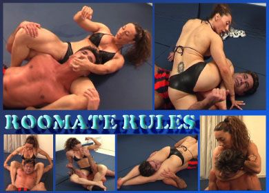8297 - ROOMATE RULES