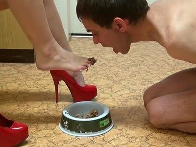 122460 - Birthday cake for my slave - wmv