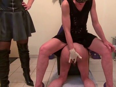 128290 - Anal treatment - part 1 of 2 - wmv