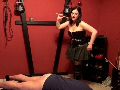 129756 - Education of my slave Robert - wmv