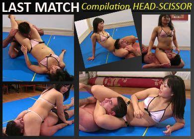 21002 - LAST MATCH - COMPILATION HEAD SCISSOR