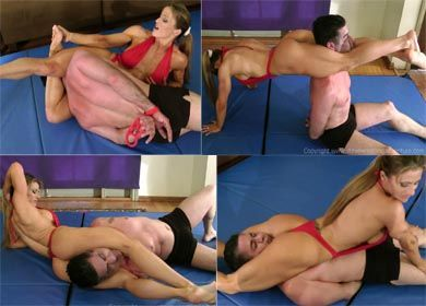 60297 - MARIA'S DARK SIDE - HELL OR HEAVEN ? - COMPILATION HEAD-SCISSOR / PART I
