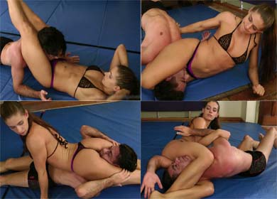 79296 - WRESTLING ASSESSMENT - SCISSORHOLDS