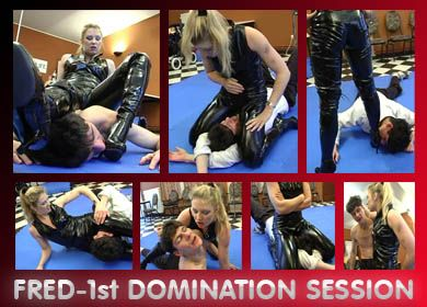 17878 - FRED's FIRST SESSION DOMINATION - FULL VIDEO