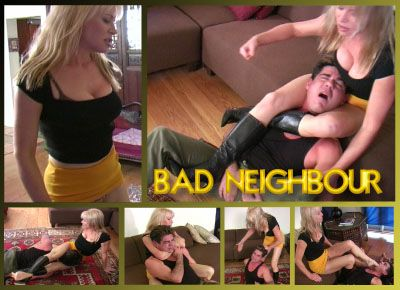 3424 - BAD NEIGHBOUR