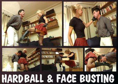 3451 - HARD BALL FACE BUSTING