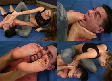 79406 - TOTAL FOOT DOMINATION - SKYLAR RENE - CLIP 04