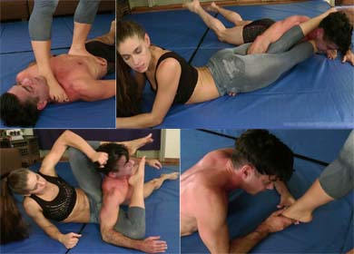 79517 - TOTAL FOOT DOMINATION - SKYLAR RENE - CLIP 05