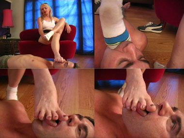 3064 - MY PERSONAL FOOT WASHER - CLIP 3