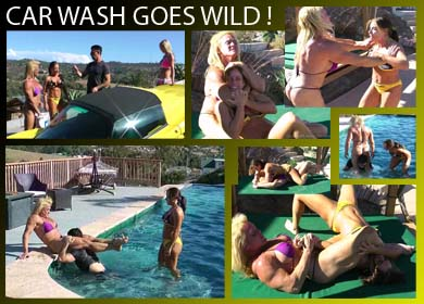64977 - CAR WASH GOES WILD !