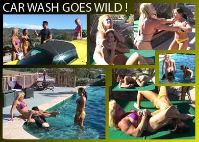 64977 - CAR WASH GOES WILD !