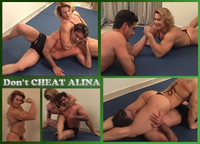 4441 - DON'T CHEAT ALINA - FULL VIDEO