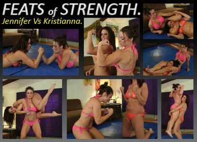 53490 - FEATS OF STRENGTH - FULL VIDEO
