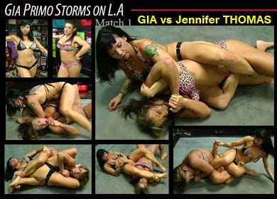 70200 - GIA PRIMO STORMS ON L.A - MATCH 1 - GIA VS JENNIFER THOMAS