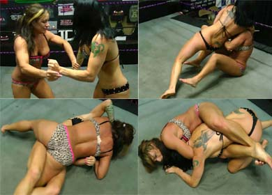 70409 - GIA PRIMO STORMS ON L.A - MATCH 1 - GIA VS JENNIFER THOMAS - CLIP 03