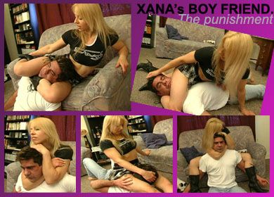 11348 - XANA's BOY FRIEND PUNISHMENT - FULL VIDEO