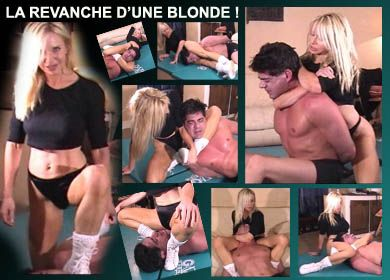 18648 - LA REVANCHE D'UNE BLONDE - FULL VIDEO