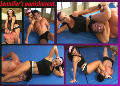 36292 - JENNIFER'S PUNISHMENT - FULL VIDEO