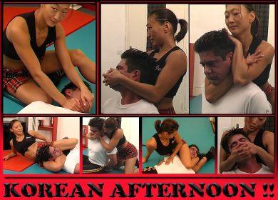 3640 - KOREAN AFTERNOON - FULL VIDEO