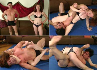 73858 - CAPTURED BY VEVE LANE - CLIP 01