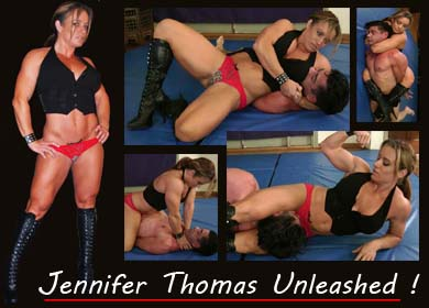 78139 - JENNIFER THOMAS UNLEASHED