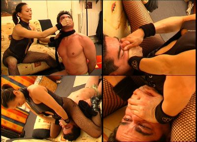 9185 - ASIAN TORMENT - HAND SMOTHER