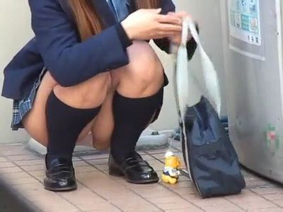 90559 - Upskirt of Japanese High School 1-2