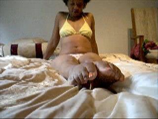 3646 - Worship Goddes Naomi 's pointed toes