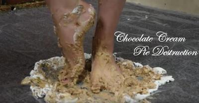 94456 - Chocolate Cream Pie Destruction