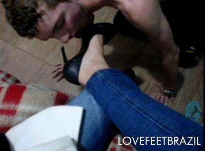 96557 - Mistress Agatha Foot Domination Humiliation