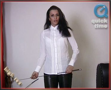 18300 - Cindy - Angry Dominant Wife